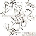 【燃油滤清器】康明斯CUMMINS柴油机的C0149205400 燃油滤清器