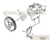 【燃油泵齿轮】康明斯CUMMINS柴油机的3910532 燃油泵齿轮