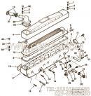 【进气歧管垫片】康明斯CUMMINS柴油机的3008024 进气歧管垫片