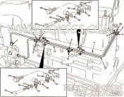 3007025夹子,用于康明斯NTA855-C360主机燃油管路组,更多【吊管机】配件报价