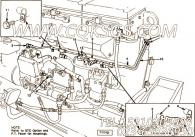 【燃油供应管】康明斯CUMMINS柴油机的3071238 燃油供应管