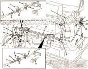 136983弯管接头,用于康明斯NT855-C310动力燃油进回油管路组,更多【烟台杰瑞离心泵】配件报价