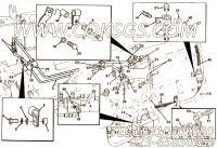 【流血管】康明斯CUMMINS柴油机的3056175 流血管