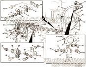 【流血管】康明斯CUMMINS柴油机的3015387 流血管