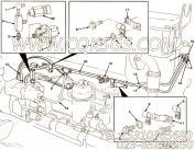 【压力开关】康明斯CUMMINS柴油机的3058415 压力开关