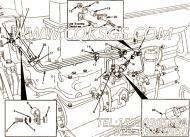 【燃油引流管】康明斯CUMMINS柴油机的3043430 燃油引流管