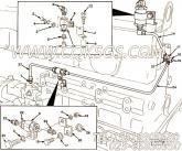 3033010供油管,用于康明斯NT855-C310柴油发动机燃油进回油管路组,更多【装载机】配件报价