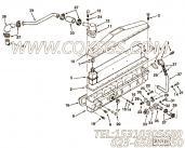 【六角头螺栓】康明斯CUMMINS柴油机的3253424 六角头螺栓