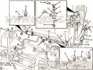 【圈养的洗衣机第螺丝】康明斯CUMMINS柴油机的3071225 圈养的洗衣机第螺丝