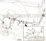 【燃油供应管】康明斯CUMMINS柴油机的3053744 燃油供应管