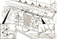 【燃油供应管】康明斯CUMMINS柴油机的3076378 燃油供应管