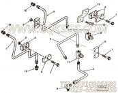 【六角头螺栓】康明斯CUMMINS柴油机的3900615 六角头螺栓