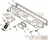 3819450中冷器,用于康明斯M11-C290柴油机排气管组,更多【徐州重机起重机】配件报价