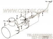 【后处理设备】康明斯CUMMINS柴油机的4969729 后处理设备