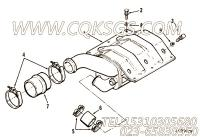 【套件和组件】康明斯CUMMINS柴油机的3036532 套件和组件