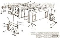 【后冷体】康明斯CUMMINS柴油机的3031930 后冷体