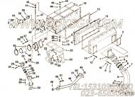 3021362中冷器盖,用于康明斯KTA38-C1200柴油机性能件组,更多【内燃机车】配件报价