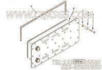 3865994矩型密封圈,用于康明斯KTA38-M1发动机性能件组,更多【船用】配件报价