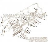 【3922833】管路支架 用在康明斯发动机