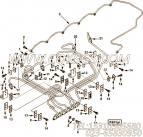 【燃油歧管】康明斯CUMMINS柴油机的3284476 燃油歧管