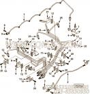 【喷油器的电源管】康明斯CUMMINS柴油机的3920233 喷油器的电源管