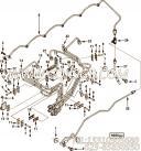 【燃油引流管】康明斯CUMMINS柴油机的3922063 燃油引流管