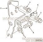 3035806平垫圈,用于康明斯M11-C350发动机起吊支架组,更多【混沙撬】配件报价