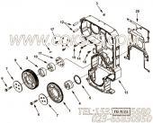 【套件和组件】康明斯CUMMINS柴油机的3681149 套件和组件