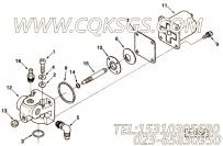 【Screw】康明斯CUMMINS柴油机的187556 Screw