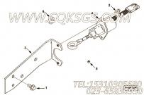 【引擎6CTA8.3-C180的断油电磁阀组】 康明斯断油电磁阀支架报价,参数及图片