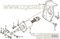 【电磁阀】康明斯CUMMINS柴油机的4003404 电磁阀