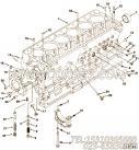 3821725堵塞,用于康明斯M11-C250动力机油泵安装组,更多【稳定土拌和机】配件报价