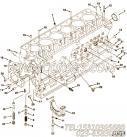 3008446定位销,用于康明斯M11-C380 E20柴油发动机气缸体组,更多【HFX恒张力放线车】配件报价