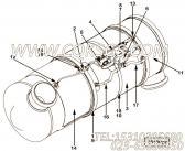 【传感器支架】康明斯CUMMINS柴油机的2871644 传感器支架