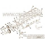 【汽缸体】康明斯CUMMINS柴油机的3086001 汽缸体