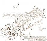 【发动机6LTAA8.9-C240的暖风安装件组】 康明斯碗形塞报价,参数及图片