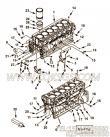 【缸套】康明斯CUMMINS柴油机的4095459 缸套
