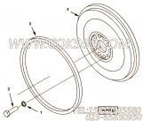 【六角头螺栓】康明斯CUMMINS柴油机的4096703 六角头螺栓