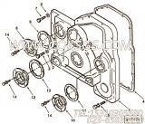 3821783螺栓,用于康明斯M11-C295动力加油口位置及手孔盖组,更多【履带式装载机】配件报价