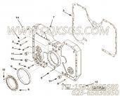 【齿轮罩】康明斯CUMMINS柴油机的3082075 齿轮罩
