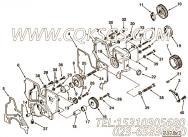 【齿轮箱】康明斯CUMMINS柴油机的C0103080702 齿轮箱