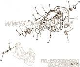 【齿轮罩】康明斯CUMMINS柴油机的3254728 齿轮罩