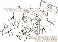【齿轮罩】康明斯CUMMINS柴油机的3255211 齿轮罩