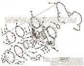 【凸轮轴盖】康明斯CUMMINS柴油机的3638866 凸轮轴盖