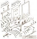 【六角头螺栓】康明斯CUMMINS柴油机的3974649 六角头螺栓