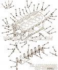 【汽缸体】康明斯CUMMINS柴油机的3800863 汽缸体
