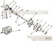 【液压泵】康明斯CUMMINS柴油机的3013291 液压泵