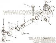 【凸轮从动杆】康明斯CUMMINS柴油机的3082429 凸轮从动杆