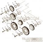 【惰齿轮】康明斯CUMMINS柴油机的3089121 惰齿轮