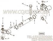 【凸轮从动杆】康明斯CUMMINS柴油机的4005012 凸轮从动杆